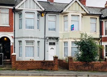 Thumbnail 3 bed terraced house for sale in Caerleon Road, Newport, Gwent .