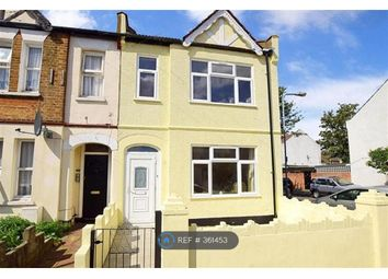 Thumbnail 3 bed end terrace house to rent in Roman Road, Ilford