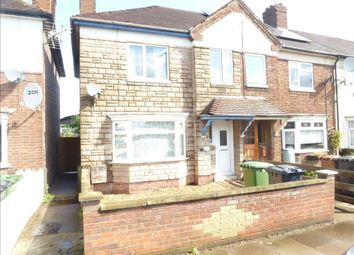 Thumbnail 3 bedroom property to rent in Fengate, Peterborough