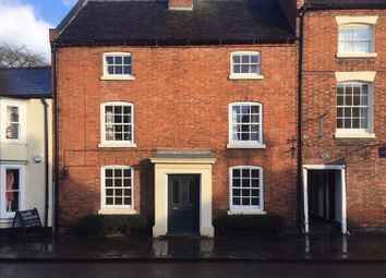 Thumbnail Property to rent in 40 High Street, Eccleshall, Staffordshire.