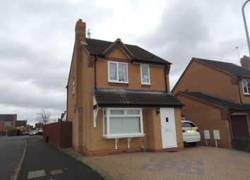 Thumbnail 4 bed detached house for sale in Walland Grove, Stafford, Staffordshire