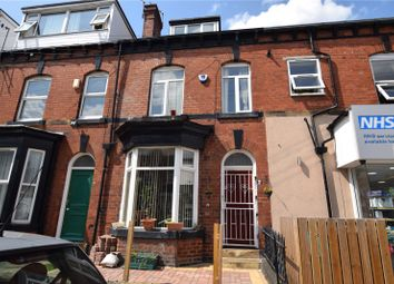 Thumbnail 4 bed terraced house for sale in Ashville Terrace, Leeds, West Yorkshire