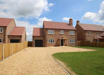 Thumbnail 4 bed property for sale in St. Edmunds Estate, Mill Lane, Walpole Highway, Wisbech