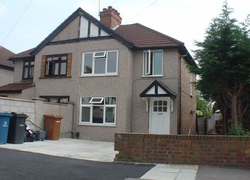 Thumbnail 3 bedroom semi-detached house for sale in Clewer Crescent, Harrow Weald