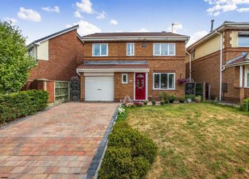 Thumbnail 4 bed detached house for sale in Squires Wood, Fulwood, Preston, Lancashire
