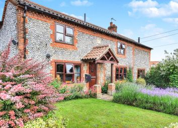 Thumbnail 4 bed detached house for sale in Chequers Road, Gresham