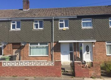 Thumbnail 3 bedroom terraced house to rent in Cedar Walk, Hartlepool