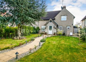 Thumbnail 3 bed semi-detached house for sale in Kingsmead Hill, Roydon