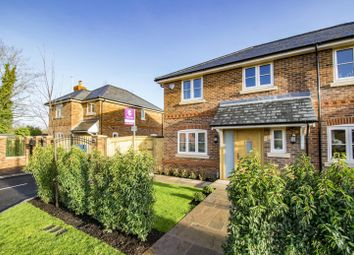 Thumbnail 2 bed semi-detached house for sale in Gatehampton Road, Goring On Thames