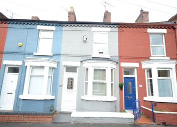 Thumbnail 2 bedroom terraced house for sale in Briarwood Road, Aigburth, Liverpool