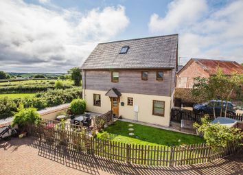 Thumbnail 4 bed detached house for sale in Rensey Lane, Lapford, Crediton