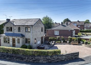 Thumbnail 4 bed detached house for sale in Coppin Lodge, Coppin Hall Lane, Mirfield, West Yorkshire