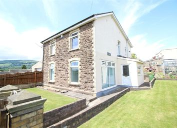 Thumbnail 4 bed detached house for sale in Penywaun Villa, Penywaun Road, St Dials, Cwmbran