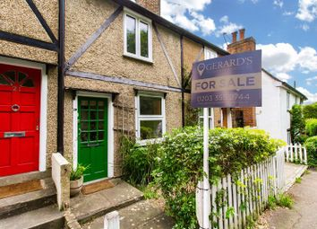 Thumbnail 2 bed terraced house for sale in Lower Road, Loughton