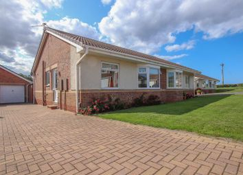 Thumbnail 2 bedroom semi-detached bungalow for sale in Cattersty Way, Brotton, Saltburn-By-The-Sea