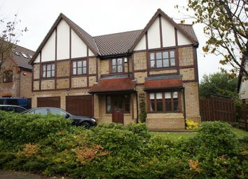 Thumbnail 5 bedroom detached house to rent in Selworthy, Furzton, Milton Keynes