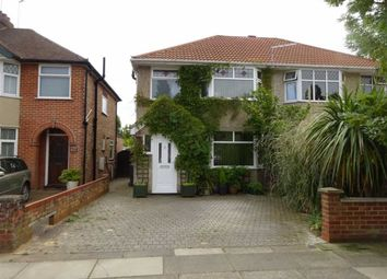 Thumbnail 3 bed semi-detached house for sale in Brunswick Road, Ipswich
