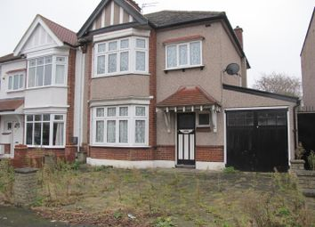 Thumbnail 3 bed semi-detached house for sale in Monmouth Avenue, London
