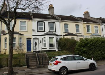 Thumbnail 3 bed property to rent in Wilton Street, Stoke, Plymouth