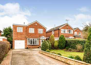 Thumbnail 4 bed detached house for sale in Primley Park Road, Alwoodley, Leeds