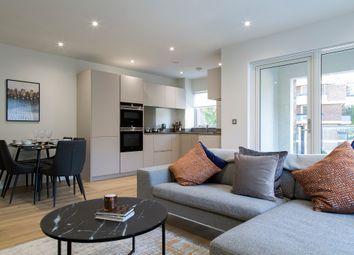 Thumbnail 3 bedroom flat for sale in Stewart Street, Tower Hamlets