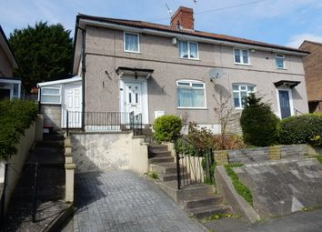 Thumbnail 3 bed semi-detached house for sale in Ponsford Road, Knowle, Bristol