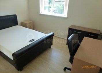 Thumbnail 2 bed shared accommodation to rent in Wordsworth Road, Loughborough