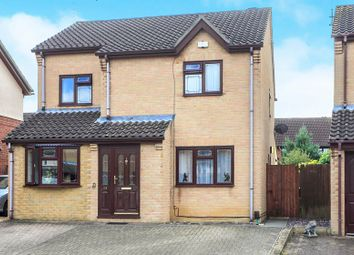 Thumbnail 5 bed detached house for sale in Ambleside Gardens, Peterborough