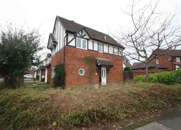 Thumbnail 3 bed link-detached house to rent in Sandown Drive, Chippenham