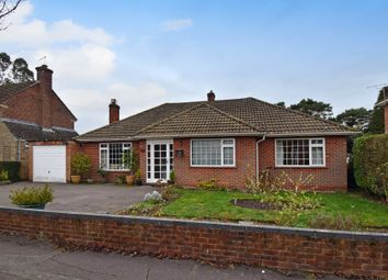 Thumbnail 4 bed detached bungalow for sale in Spencer Road, Newbury