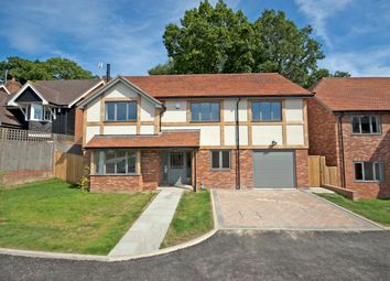 Thumbnail 4 bed detached house for sale in Cedar Close, Northiam