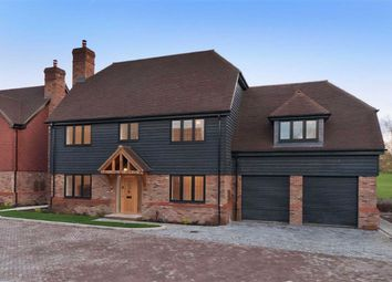 Thumbnail 5 bed detached house for sale in The Ightham, High Oaks, Newington, Kent