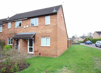 Thumbnail 1 bed end terrace house for sale in Lees Lane, North Common, Bristol