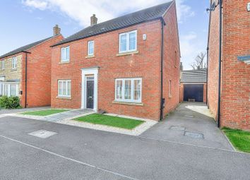 Thumbnail 4 bed detached house for sale in Canal Lane, Deanshanger, Milton Keynes