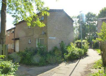 Thumbnail 3 bedroom end terrace house for sale in Hopmeadow Court, Northampton