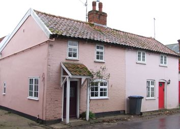 Thumbnail 2 bed semi-detached house for sale in Orford Road, Tunstall, Woodbridge