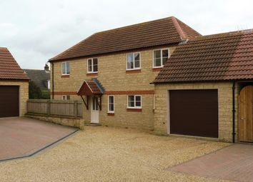 Thumbnail 4 bed detached house for sale in Isaac Court, Woolsthorpe By Colsterworth, Grantham