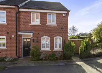Thumbnail 3 bed terraced house for sale in Church View Drive, Old Tupton, Chesterfield