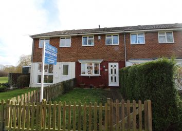 Thumbnail 3 bed terraced house for sale in Carroll Close, Newport Pagnell, Buckinghamshire