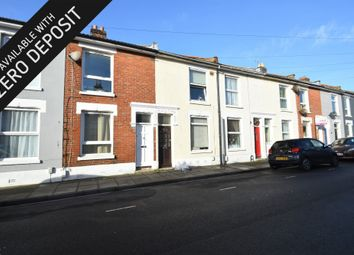 3 bed terraced house to rent in Esslemont Road, Southsea, Hampshire PO4