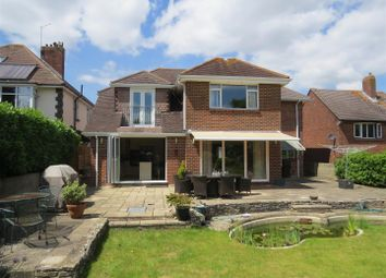 Thumbnail 4 bed detached house to rent in Twemlow Avenue, Parkstone, Poole