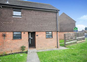 Thumbnail 1 bed flat for sale in Cherry Avenue, Swanley