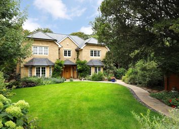 Thumbnail Detached house for sale in Woodview Close, Kingston Vale, London