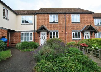 Thumbnail 2 bed terraced house for sale in Fludger Close, Wallingford