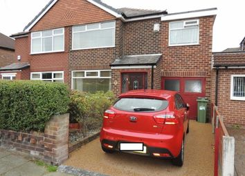 Thumbnail 3 bedroom semi-detached house for sale in Hawthorn Road, Droylsden, Manchester