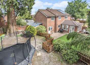 Squirrel Close, Sandhurst, Berkshire GU47. 4 bed detached house