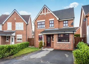 Thumbnail 4 bed detached house for sale in Vanbrugh Grove, Orrell, Wigan