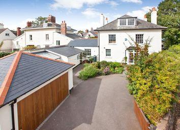 Thumbnail 5 bedroom semi-detached house for sale in Magdalen Road, St. Leonards, Exeter