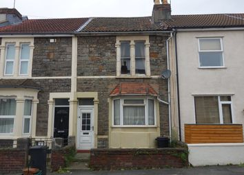 Thumbnail 2 bedroom terraced house for sale in Herbert Street, Whitehall, Bristol