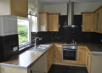 Thumbnail 2 bed end terrace house to rent in Piper Crescent, Sheffield